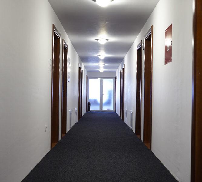 Hodnik Hallway Hotel Saraj
